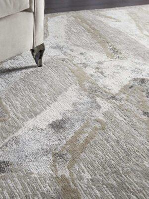 CG Art deco area rug