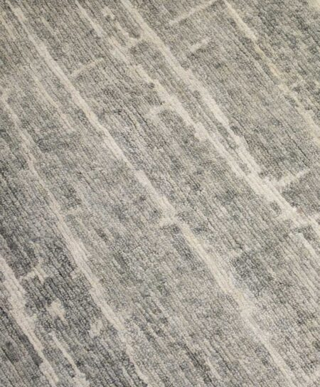 Street wire area rug
